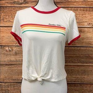 Super Cute Cropped T shirt